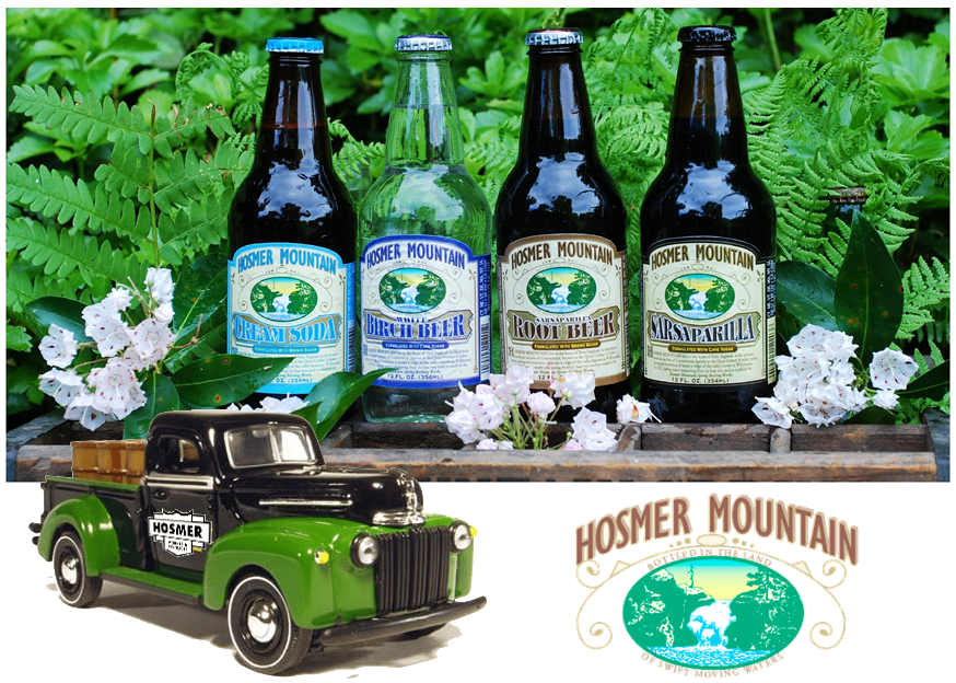 Hosmer Mountain Sodas online at SummitCitySoda.com