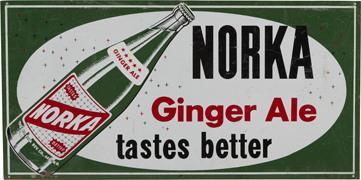 Norka Ginger Ale Tastes Better from SummitCitySoda.com