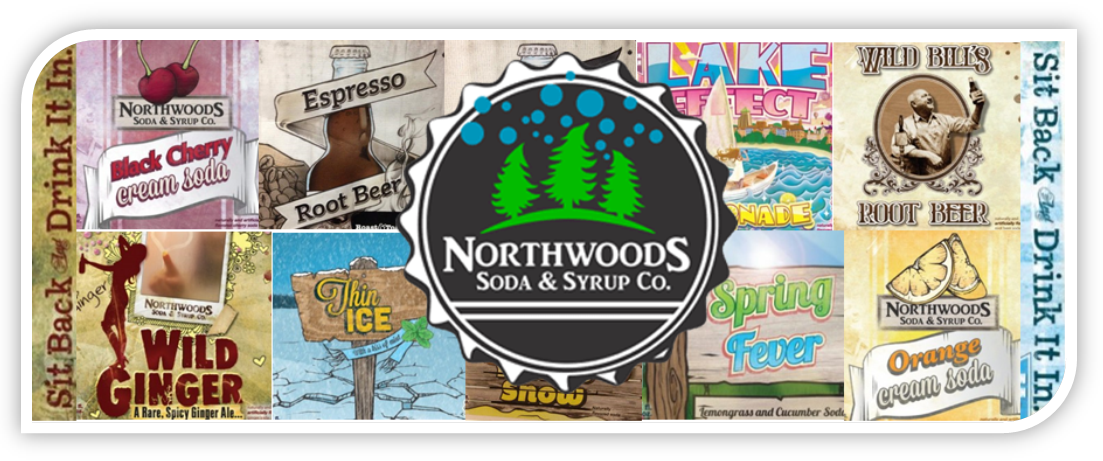 Northwoods Soda And Syrup Co